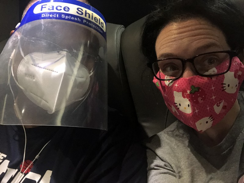Travel ready during a pandemic