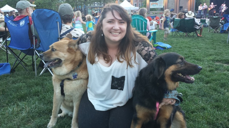 Bark in the Park concert