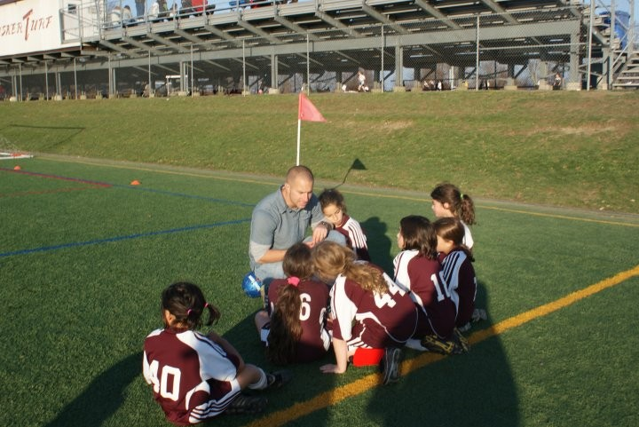 Scott soccer coaching