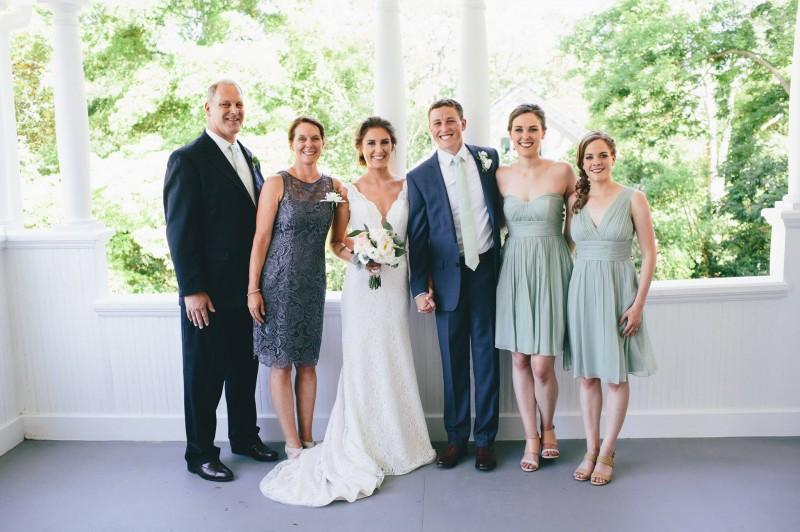 Kristin's familiy
