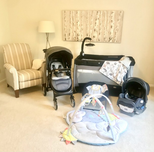 We are ready to bring baby home!