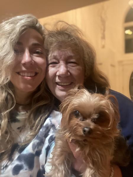 Grandma & Bella