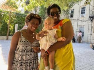 Me, melinda and brooklyn 2