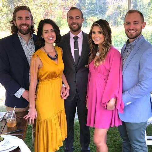 At a wedding celebration