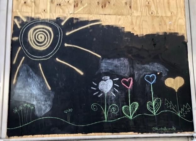 Street Art Union Square NYC