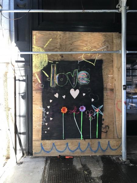 Street Art Flatiron NYC