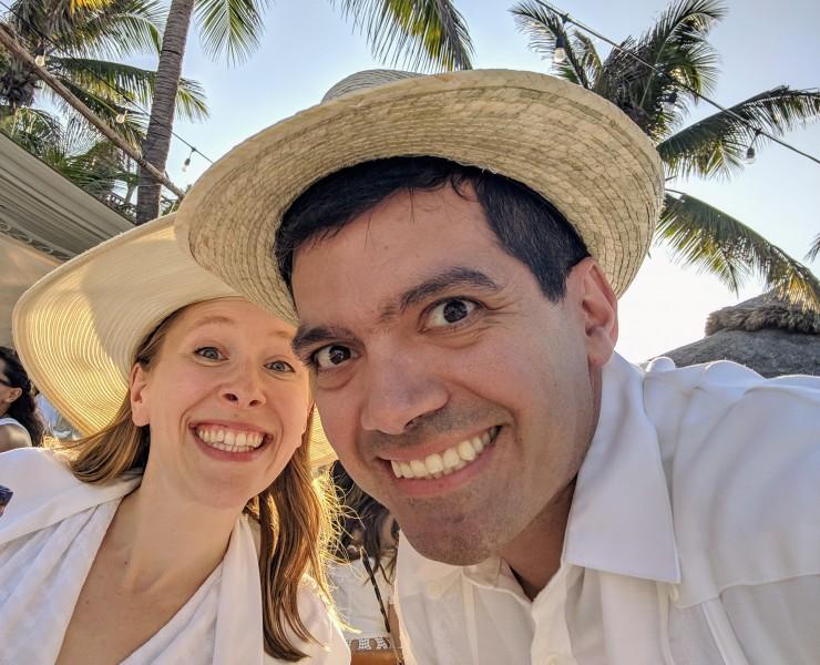 A family wedding in Mexico, 2019