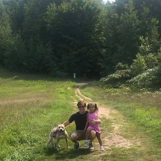 Hiking fun!
