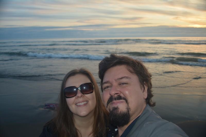 We love the Pacific Ocean! (North California)