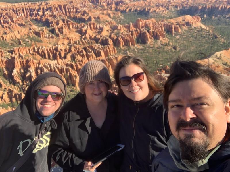 RV trip to Bryce Canyon, Utah