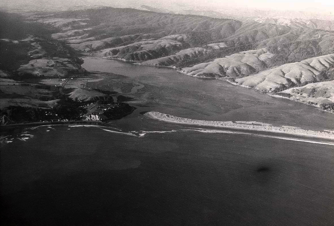 Human Influence on Bolinas Lagoon: A Timeline -