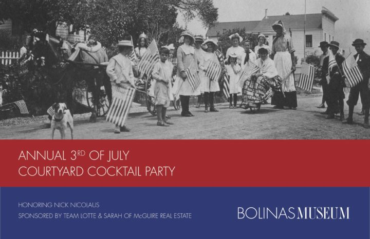 3rd of July Cocktail Party