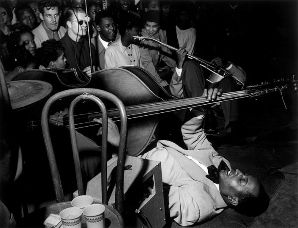 Harlem of the West: - The San Francisco Fillmore Jazz Era