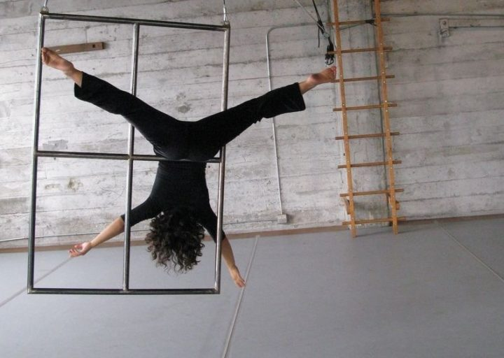 Aerial Dance Workshop for Youth