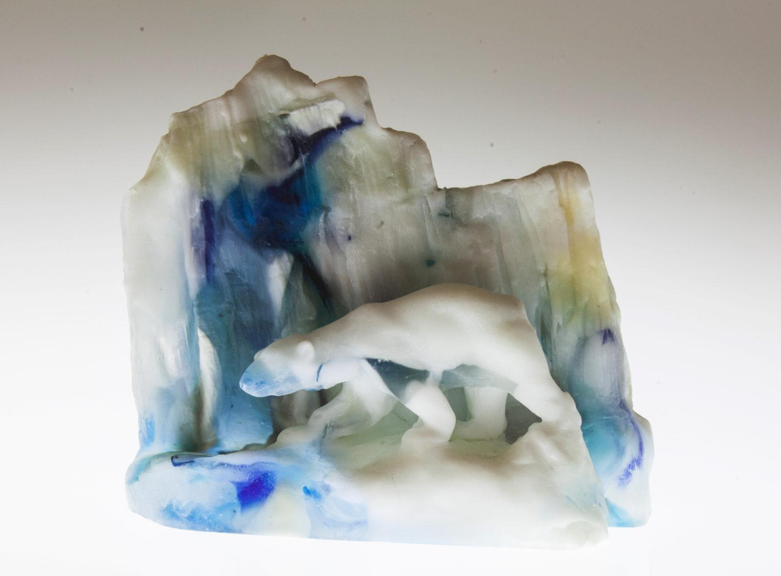 Sally K. Fairfax: Ice and Glass -