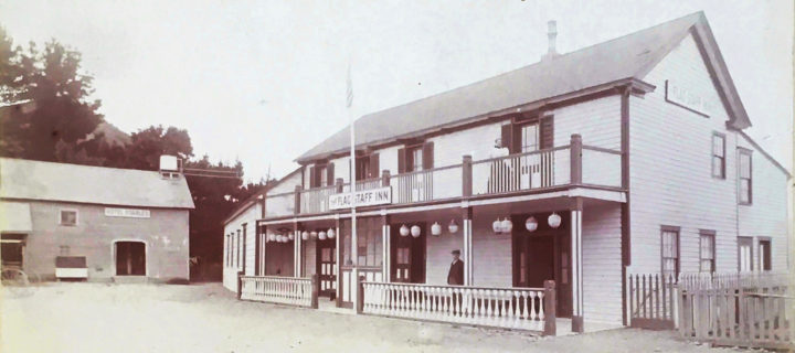 The Parkin Family in Bolinas at the Turn of the 20th Century