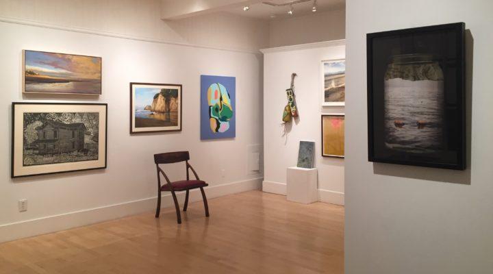 2020 Art Auction Install
