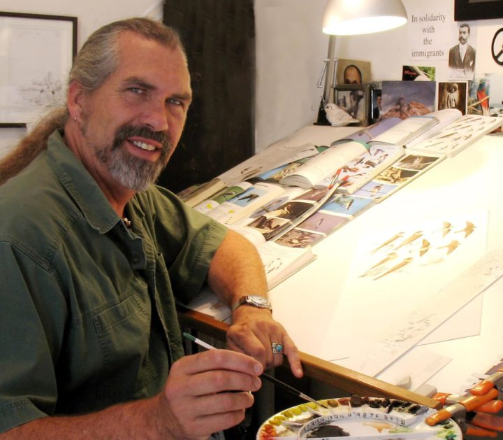 Keith Hansen Book Signing: Hansen's Field Guide to the Birds of the Sierra Nevada
