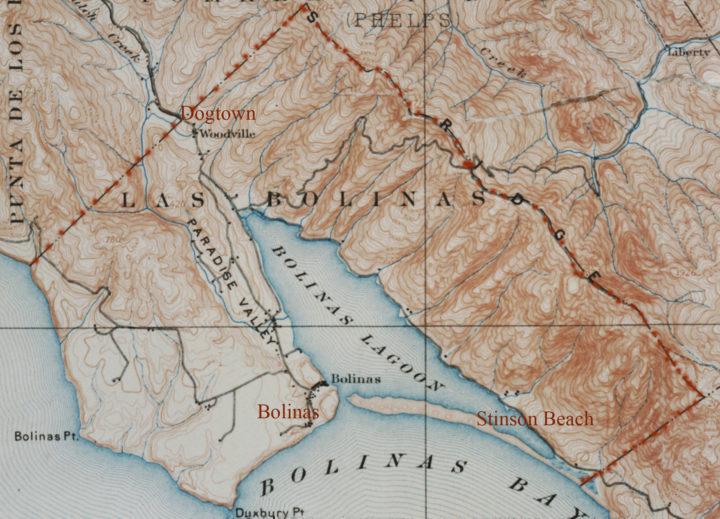 BOLINAS & STINSON BEACH: