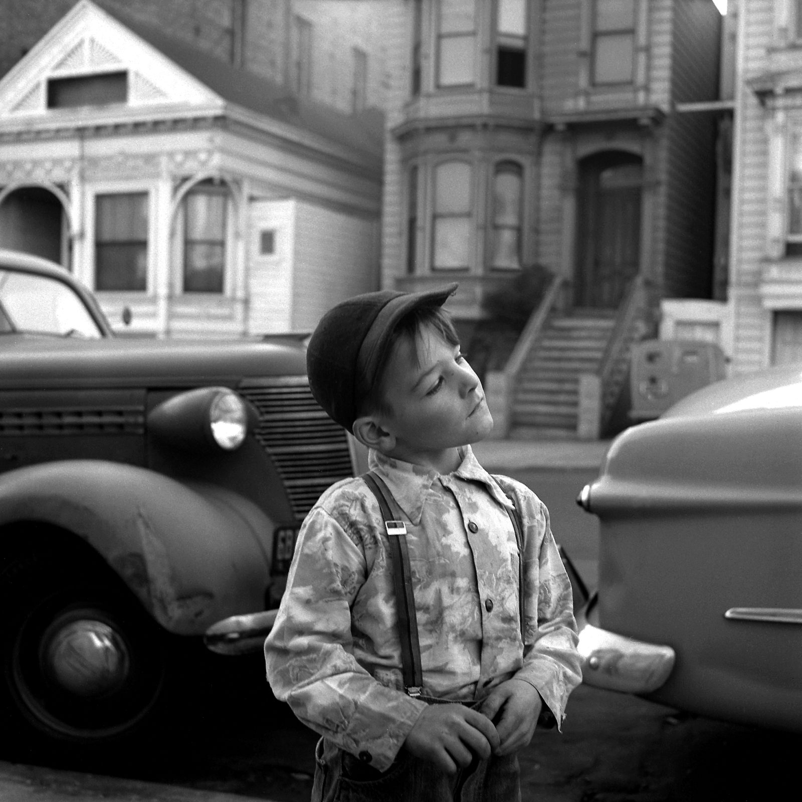 THE GOLDEN DECADE - Photography at the California School of Fine Arts, 1945-1955