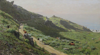 Historical Paintings of Coastal Marin -