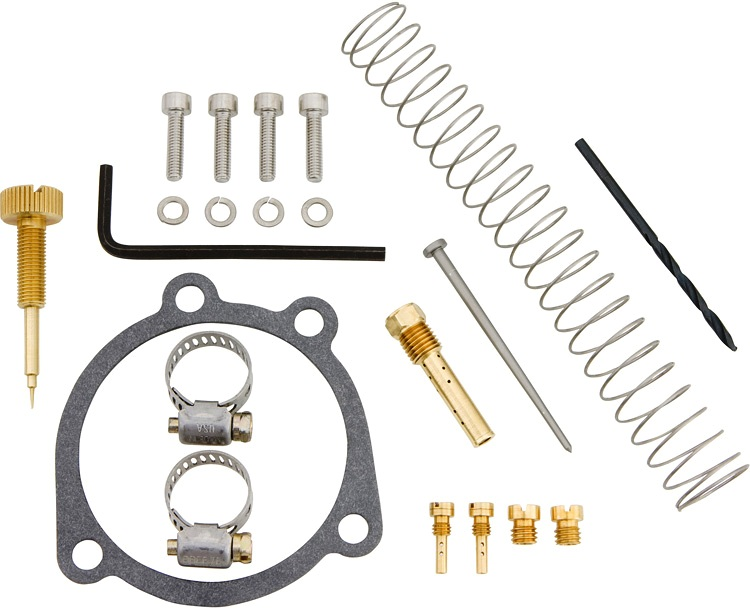 Harley carburetor Deluxe Tuners Kit