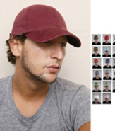 ALTERNATIVE HEADWEAR BASIC CHINO TWILL CAP