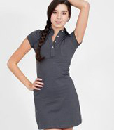 AMERICAN APPAREL FINE JERSEY LEISURE DRESS