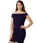 AMERICAN APPAREL FINE JERSEY T DRESS