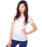 AMERICAN APPAREL WOMENS SUMMER TEE