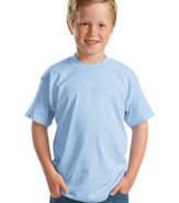 HANES YOUTH COMFORTBLEND ECOSMART T-SHIRT