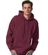 HANES 10 OZ. HOODED SWEAT