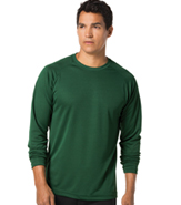 SPORT-TEK DRY ZONE LONG SLEEVE RAGLAN