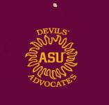 ASU DEVILS ADVOCATES t-shirt design idea