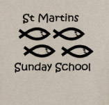 ST MARTINS SUNDAY SCHOOL t-shirt design idea