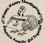 SIMPSON FAMILY THANKSGIVING GET TOGETHER t-shirt design idea