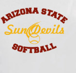 ARIZONA STATE SOFTBALL t-shirt design idea