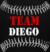TEAM DIEGO HANES T t-shirt design idea