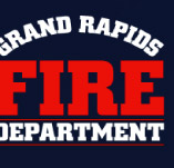 GRANDRAPIDS FD t-shirt design idea