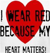 MY HEART MATTERS t-shirt design idea