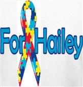 FOR HAILEY t-shirt design idea