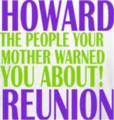 HOWARD REUNION 1 t-shirt design idea