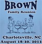BROWN REUNION t-shirt design idea