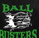 BALL BUSTERS t-shirt design idea