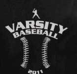 VARSITY BASEBALL t-shirt design idea