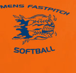 MENS FASTPITCH SOFTBALL t-shirt design idea
