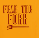 FEAR THE FORK ASU t-shirt design idea