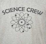 SCIENCE CREW t-shirt design idea