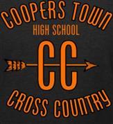 COOPERS TOWN t-shirt design idea