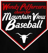 MOUNTAIN VIEW BASEBALL t-shirt design idea